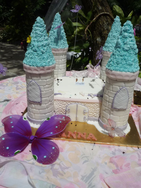 cake boss castle. The castle cake – oops,