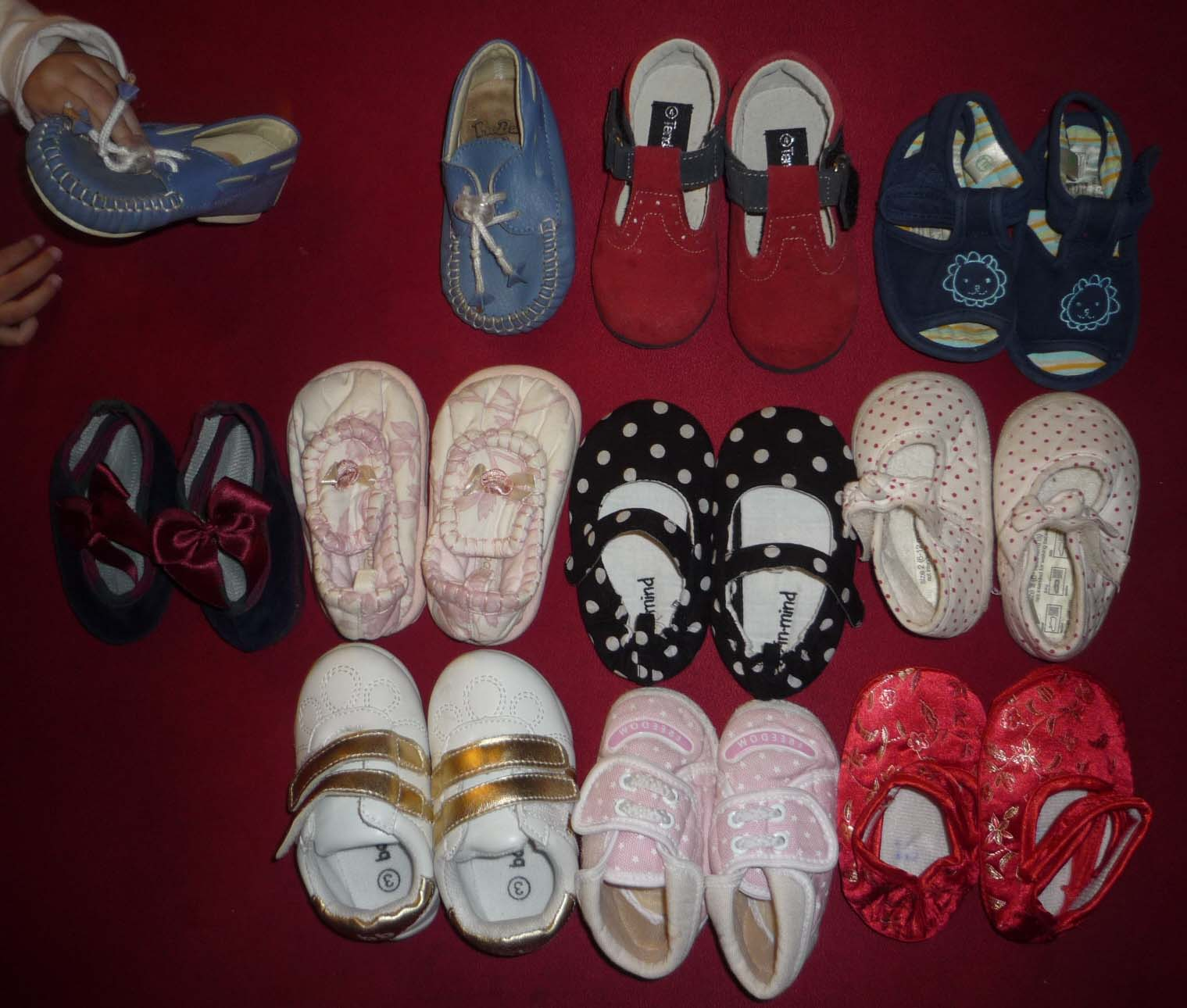 Baby Shoes – FOR SALE – A Mother's Monologue
