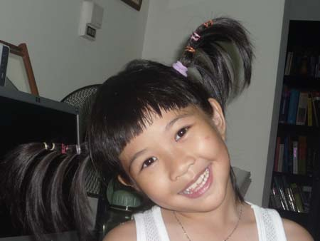 Crazy Hairstyles For Kids At School Crazy hairstyles!