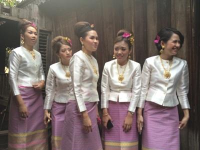 Pretty Maids - Lanna Wedding